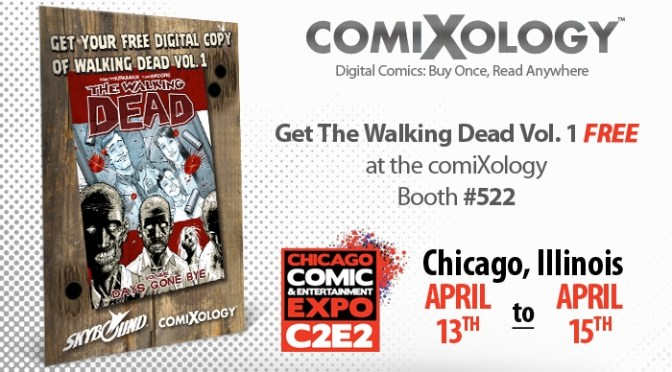 The Walking Dead Volume 1 C2E2