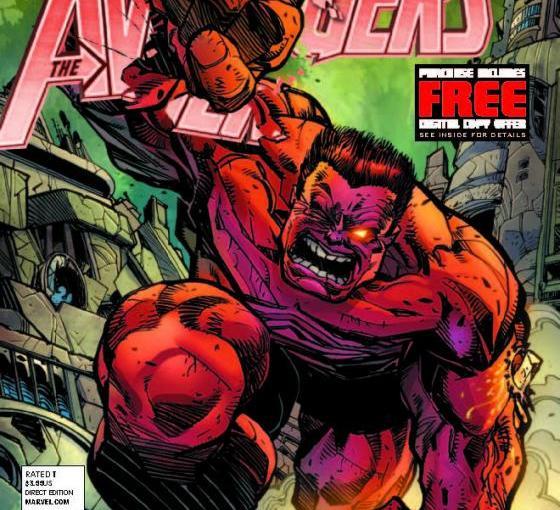 Review – Avengers #28 (AVX)