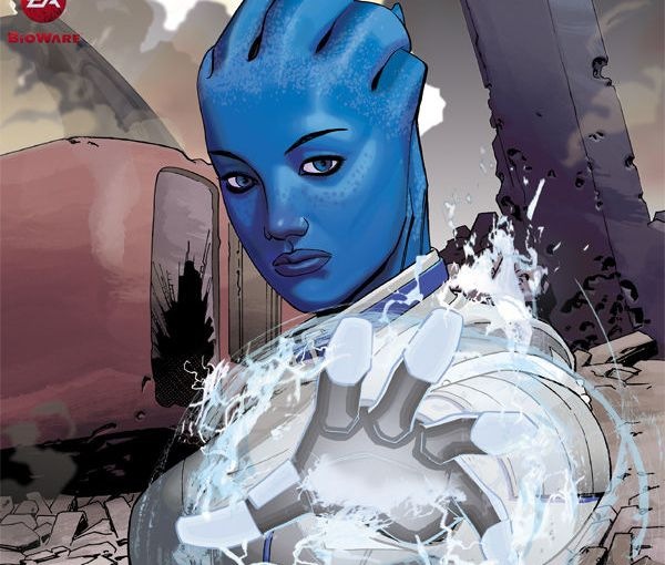 Review – Mass Effect: Homeworlds #4 – Part 4 of 4