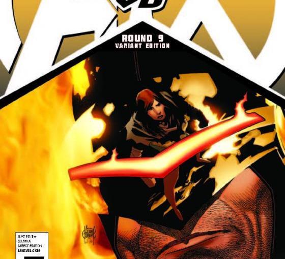 Review – Avengers vs X-Men #9 (AVX)
