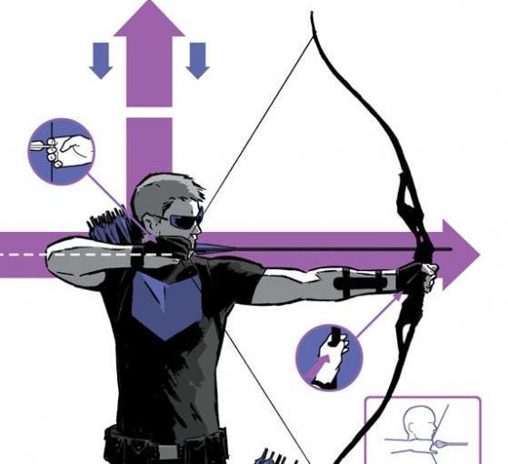 Marvel Sneak Peek: Hawkeye #2 sneak peek pages arrive