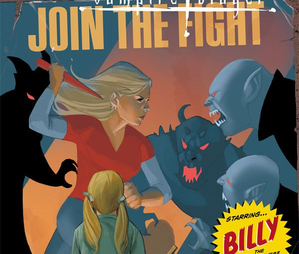 Review – Buffy The Vampire Slayer Season 9 #14 Join The Fight Part 1