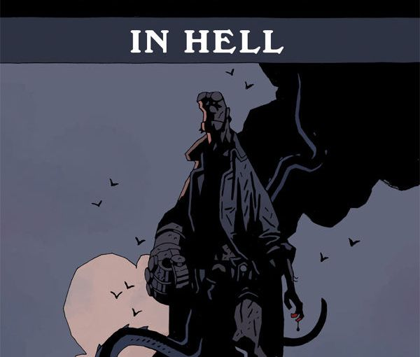 "Review – Hellboy – Hellboy in Hell #3 -"" A Fight For The Thorne, Winner Takes All"""