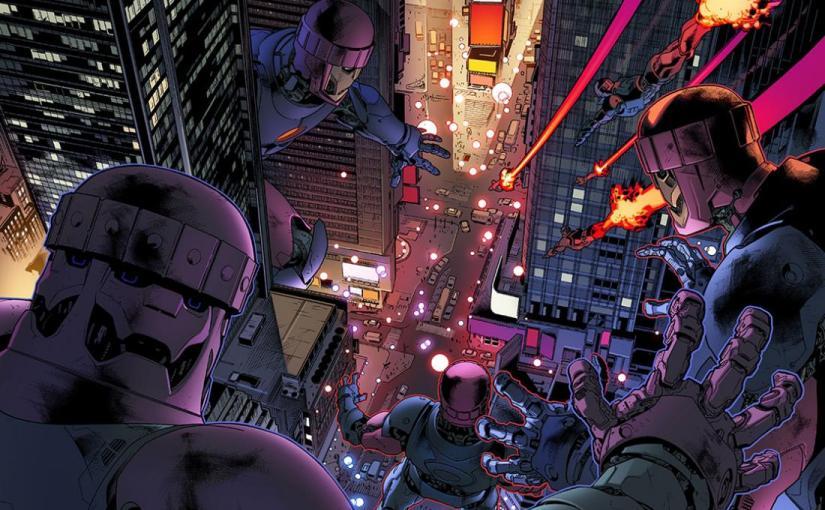 Marvel's Sneak Peek: All-New X-Men #9