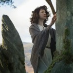 Caitriona Balfe as Claire Randall in the STARZ Original Series OUTLANDER