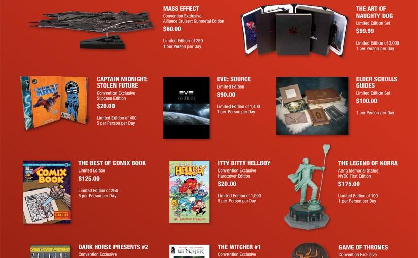 Dark Horse unveils NYCC 2014 Exclusives
