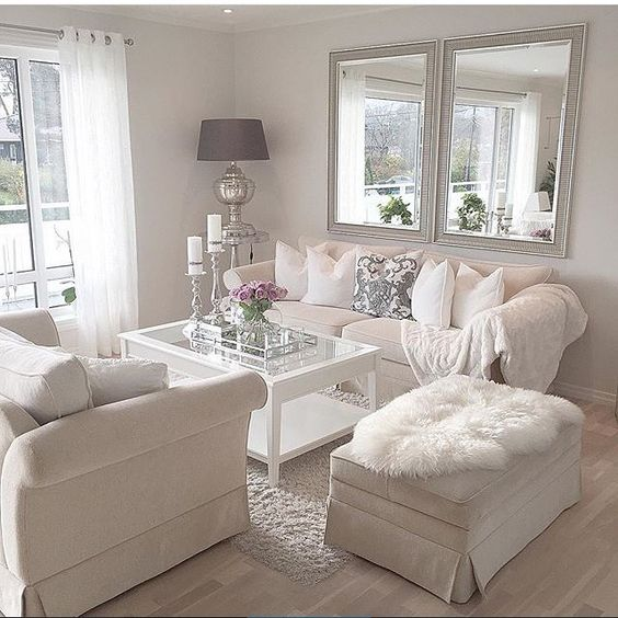 10 Hacks To Make A Small Room Look Bigger - how to make a small living room look bigger