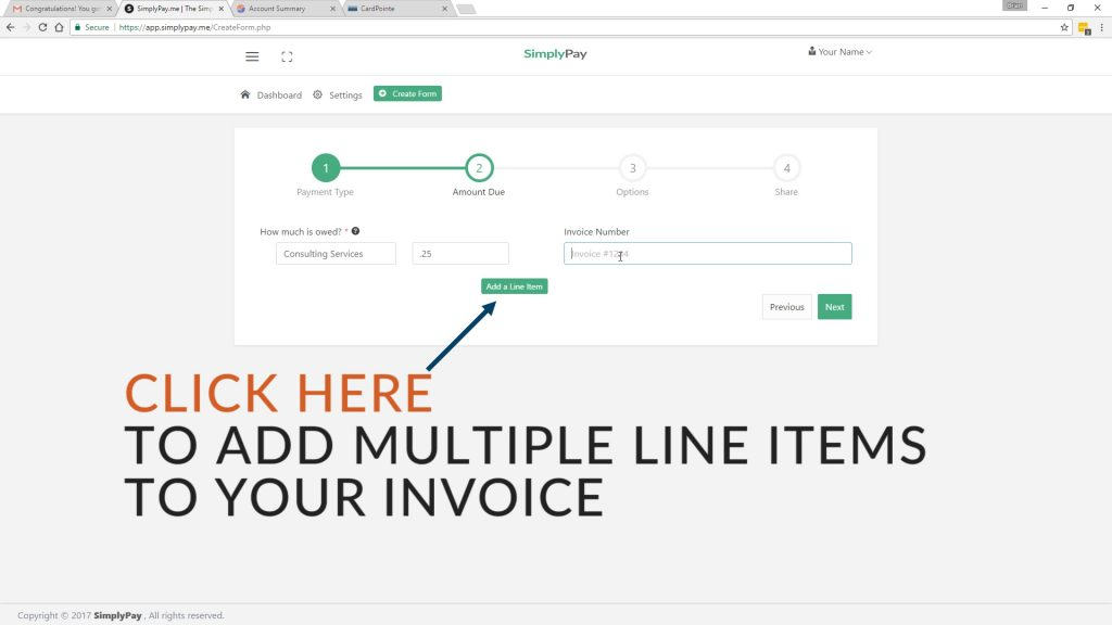 CardPointe Invoice - How To Invoice With CardPointe Virtual Terminal