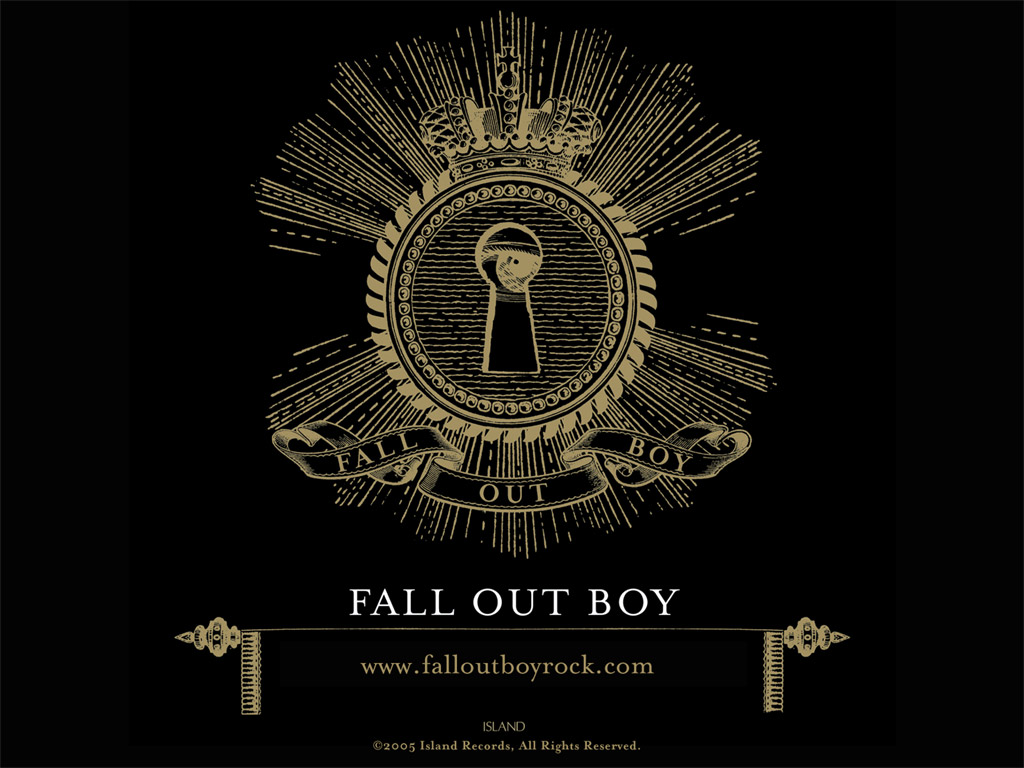 Fall Out Boy Symbol Wallpaper Fall Out Boy 3 Bandswallpapers Free Wallpapers Music
