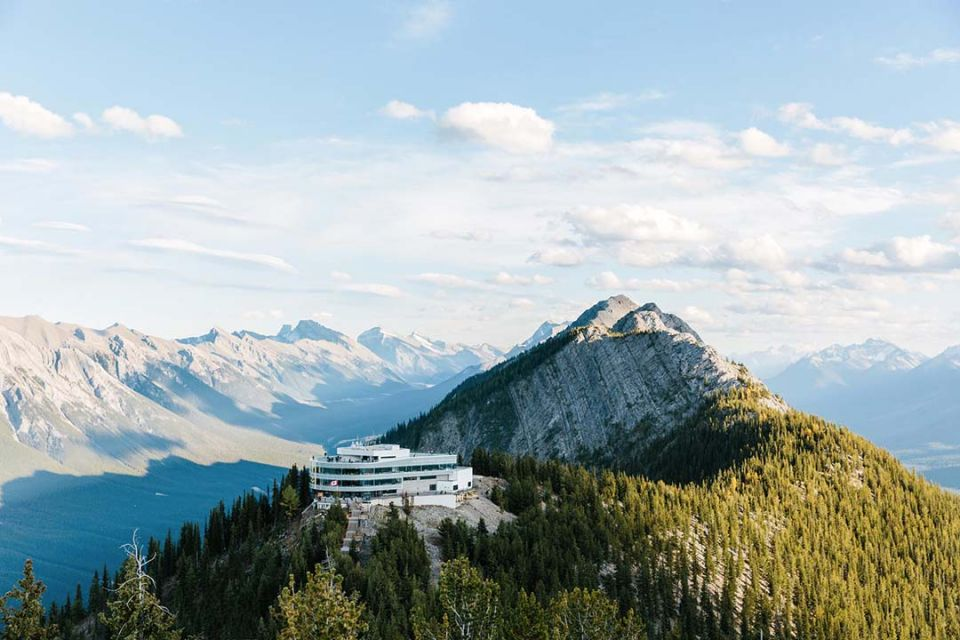 Fall The Sun Wallpaper 7 Scenic Restaurants In Banff And Lake Louise Banff