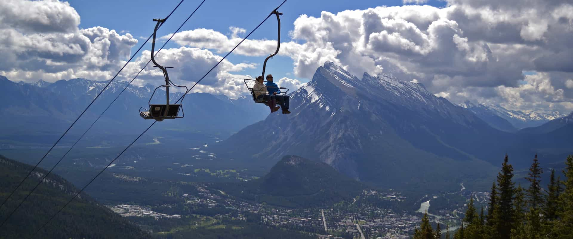 Banff Sightseeing Chairlift Discover Banff Tours