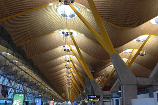 Airport lounge report: Iberia Dali business class lounge: Madrid Barajas Terminal 4