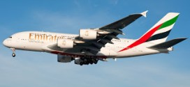 Video: Time-lapse of C check of first Emirates' Airbus A380
