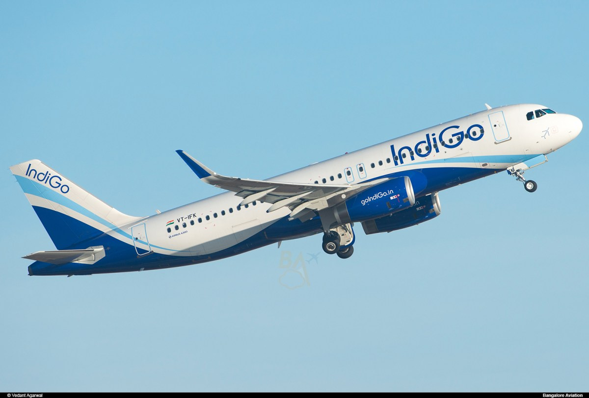 IndiGo to commence Bangalore Dubai flight in December