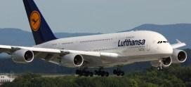 Lufthansa receives approval to operate A380 to New Delhi