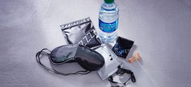 Delta introduces new sleep amenity kits for international economy class