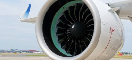 First Airbus A320neo with Pratt & Whitney PurePower PW1127G-JM Geared Turbo-Fan (GTF) engine. Photo courtesy Airbus.