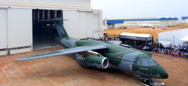 Photos: Embraer rolls out it's KC-390 airlifter