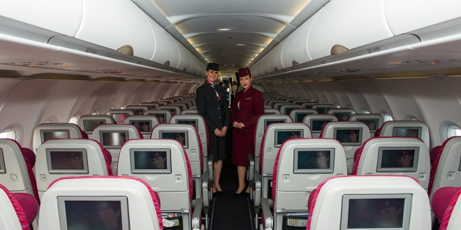 Through the lens: Onboard Qatar Airways' Airbus A320