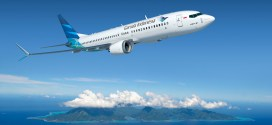 Garuda Indonesia announces order for 50 Boeing 737 MAX 8s