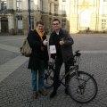 Loic Tertrais soutient Bangkok Paris By Bike