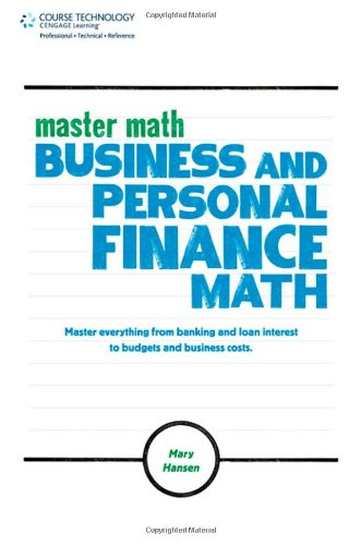 Book Review of a Personal Finance Math Book Bankers Anonymous