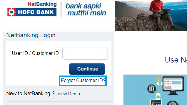 How To Find HDFC Customer ID Number [3 Methods]