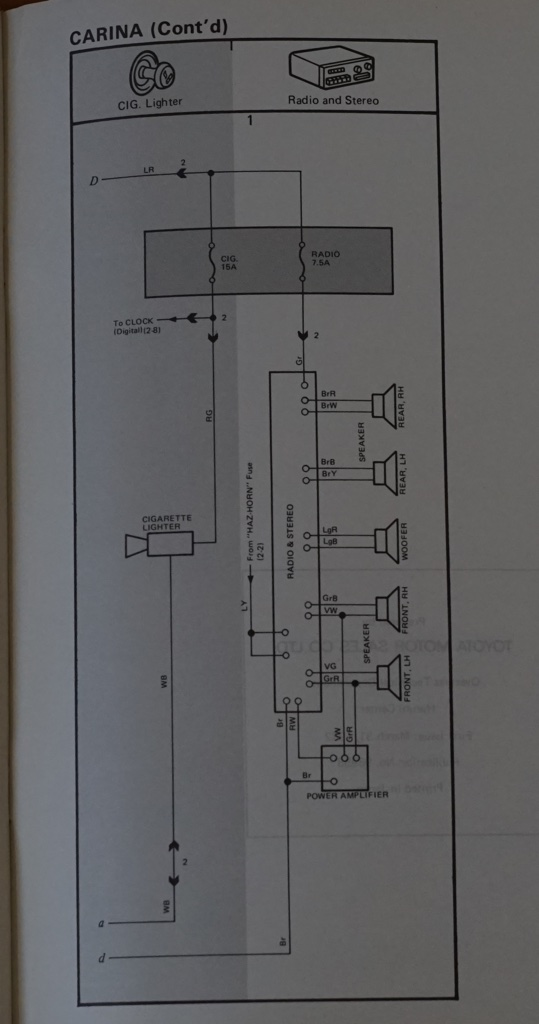 Looking for a TA60 Wiring Diagram