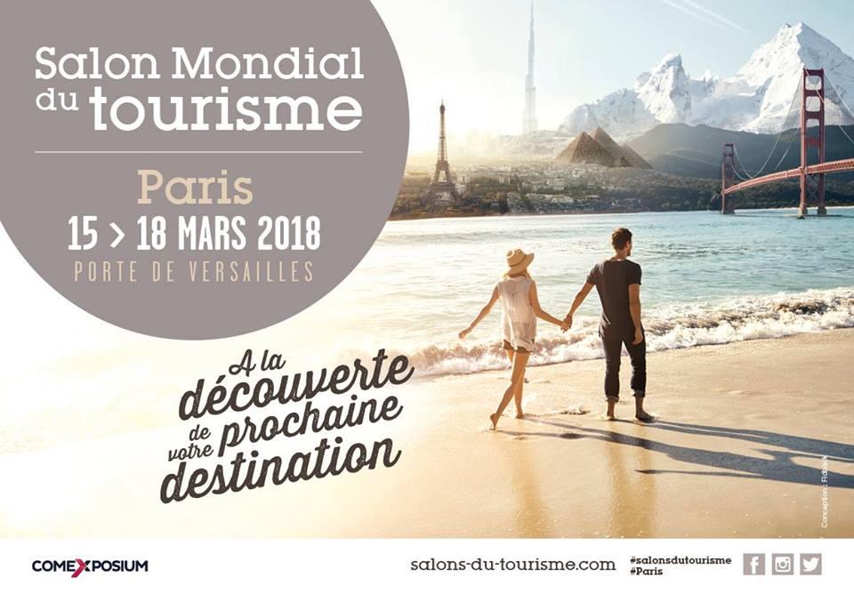 Salon Mondial du Tourisme 2018