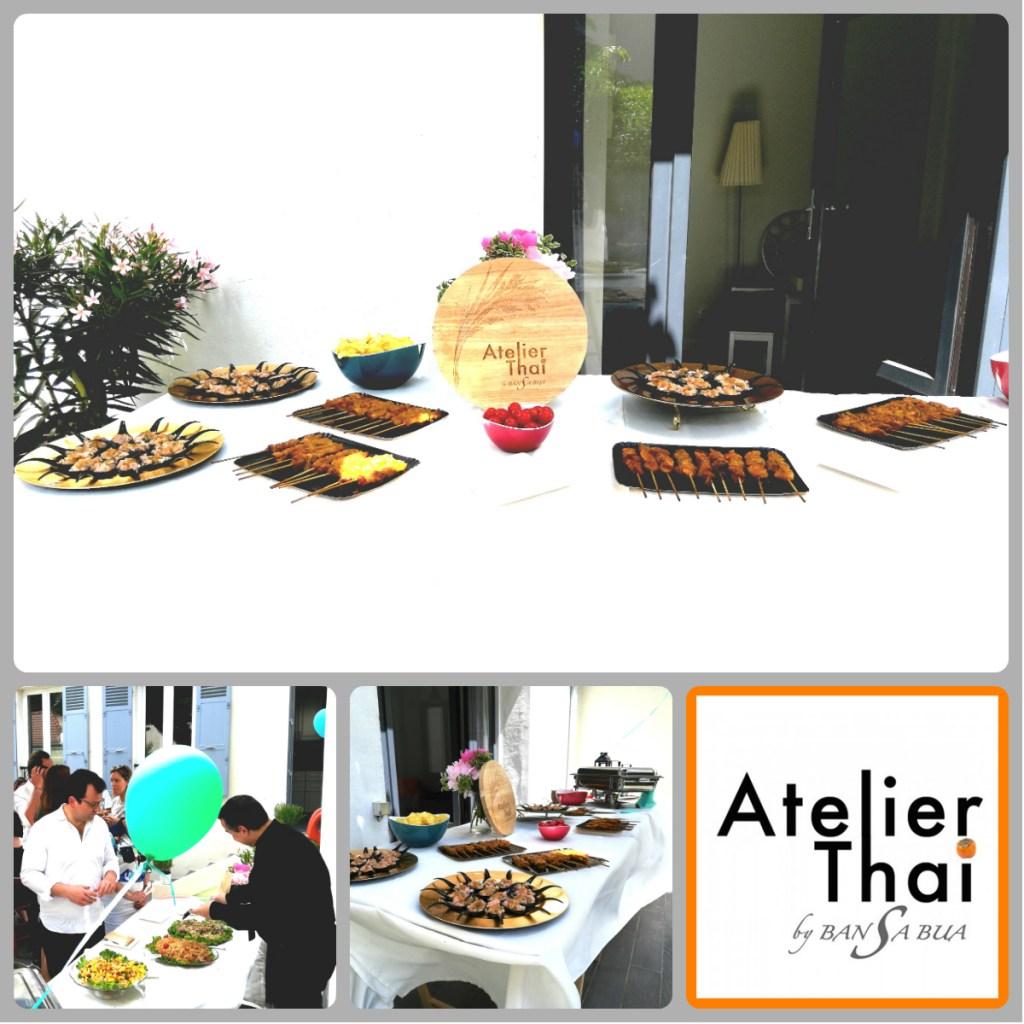 Atelier Thai - Traiteur