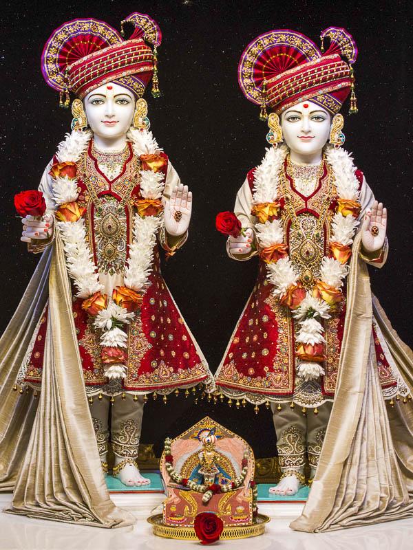 Ghanshyam Maharaj Wallpaper Hd Baps Shri Swaminarayan Mandir Atlanta Manidr Info