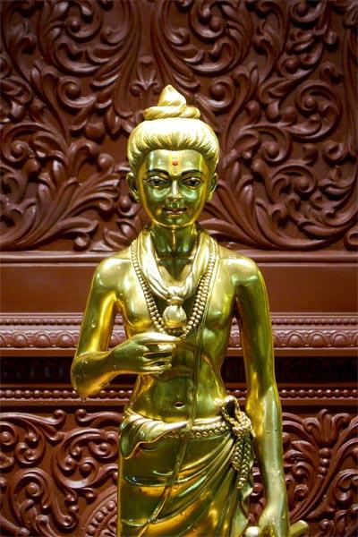 Ghanshyam Maharaj Wallpaper Hd Baps Shri Swaminarayan Mandir Edison Mandir Info