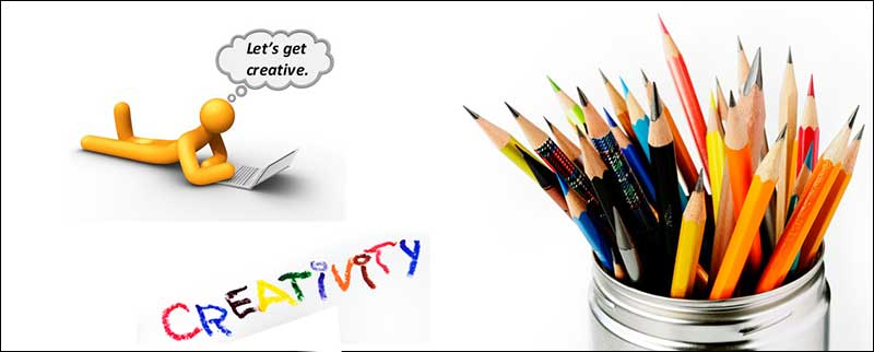 Increase your creativity while doing graphics design course