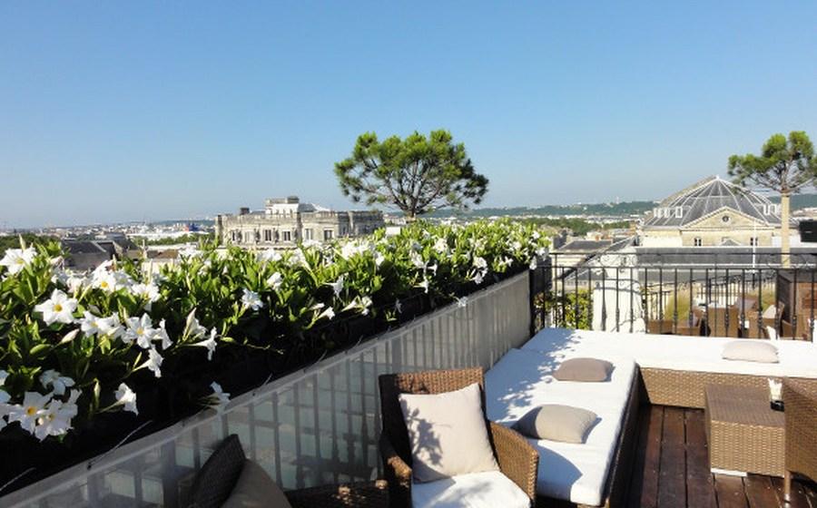 Une Bordeaux en panoramique - blog Bar a Voyages