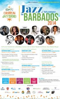 Naniki Jazz Festival Barbados 2014(web)