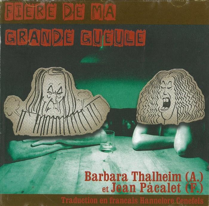 Grafik von Cabu auf dem CD-Cover