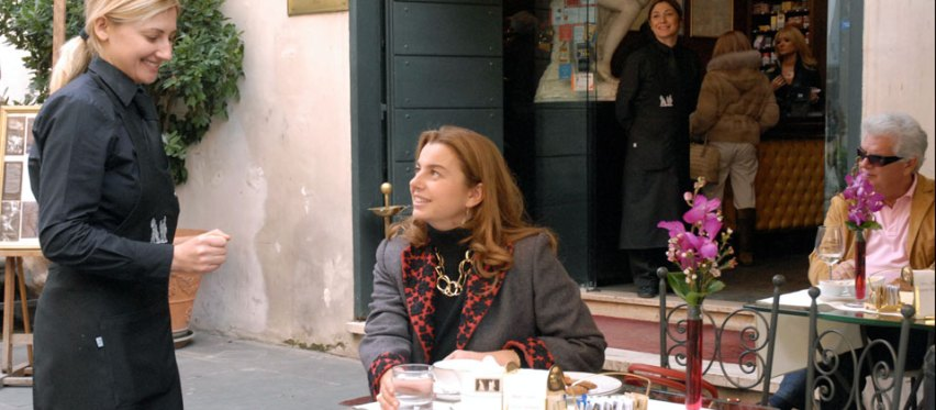 Eat typical Roman food at the best restaurants in Rome with Barbara Lessona