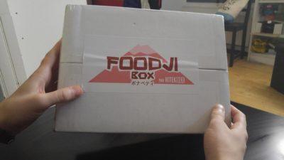 foodji box de juillet