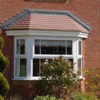GRP Bay Window Roof Canopies (Stormking Plastics)