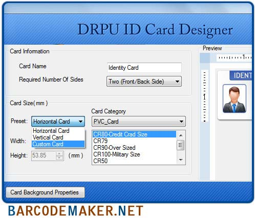 New student identification card downloads - student identification card