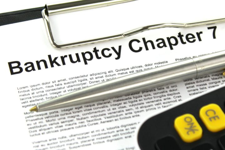 Chapter 7 bankrupcty