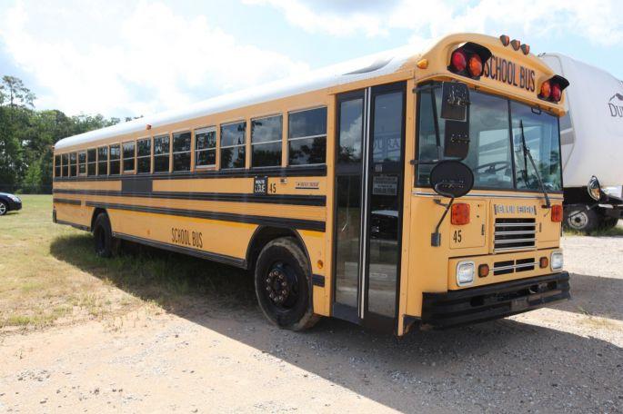 Bluebird School Bus Wheelchair 54 \u2013 Best Cars 2018