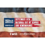 Free 9/11 National Day of Service & Remembrance Stickers!