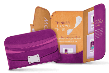 Free Poise Liner or Pad Sample Kits!