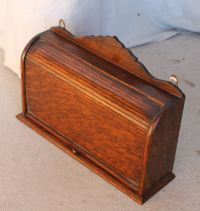 Bargain John's Antiques  Blog Archive Hanging Oak Roll ...