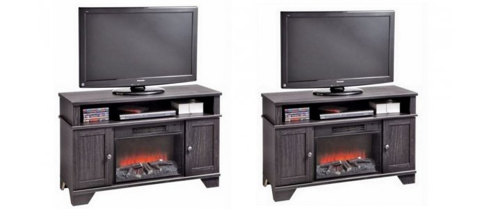 Hamilton Fireplace Media Center 29999 Canadian Tire