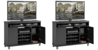 Future Shop Canada: Sonax TV Stand With Wine Rack (For TVs ...