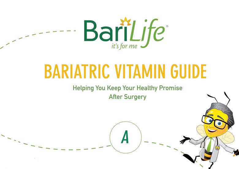 Bariatric Vitamin List Bariatric Vitamin Guide Bari Life Blog