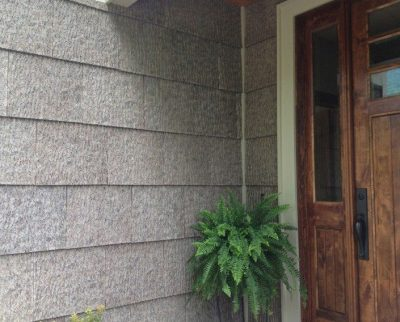 Natural Bark Siding | Poplar Bark Siding | Faux Bark | Waynesville NC