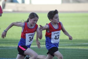 Middlesex Young Athletes League 22 April 2017 Perivale